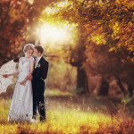 Farebná jesenná svadba